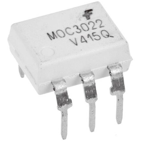 Sharvielectronics: Best Online Electronic Products Bangalore | MOC3022 IC Triac OptoIsolator IC | Electronic store in bangalore