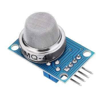 MQ4-Methane Natural Gas Sensor Module