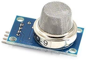 MQ9 Carbon Monoxide Methane and LPG Gas Sensor Module