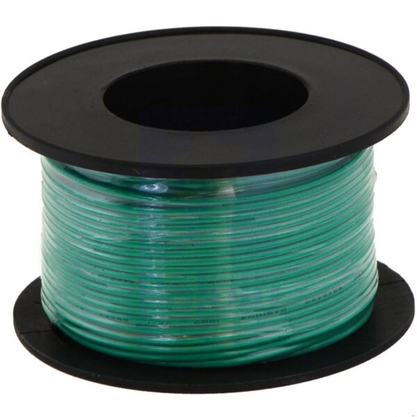 Multistrand Wire - Green - 3 Meters sharvielectronics.com