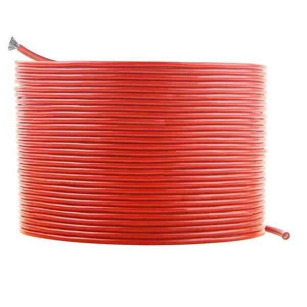 Multistrand Wire - Red - 3 Meters sharvielectronics.com