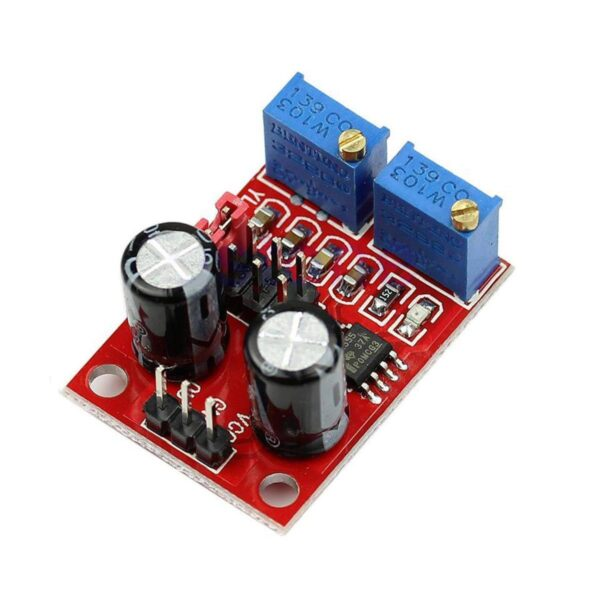 NE555 Frquency Adjustable Pulse Generator Module