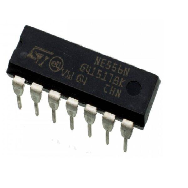 NE556 IC-Dual Timer
