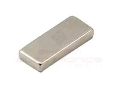 Neodymium Block Magnet - 10mm x 5mm x 2mm sharvielectronics.com
