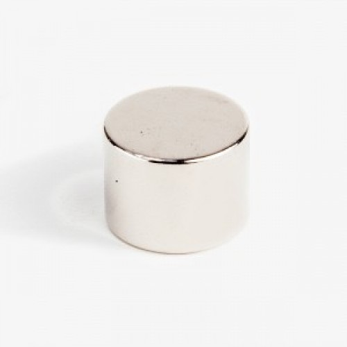 Neodymium Cylindrical shaped Strong Magnet - 10mm x 10mm sharvielectronics.com