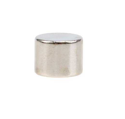 Neodymium Cylindrical shaped Strong Magnet - 10mm x 8mm sharvielectronics.com