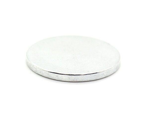 Neodymium Disc Shaped Strong Magnet - 15mm x 1.5mm sharvielectronics.com