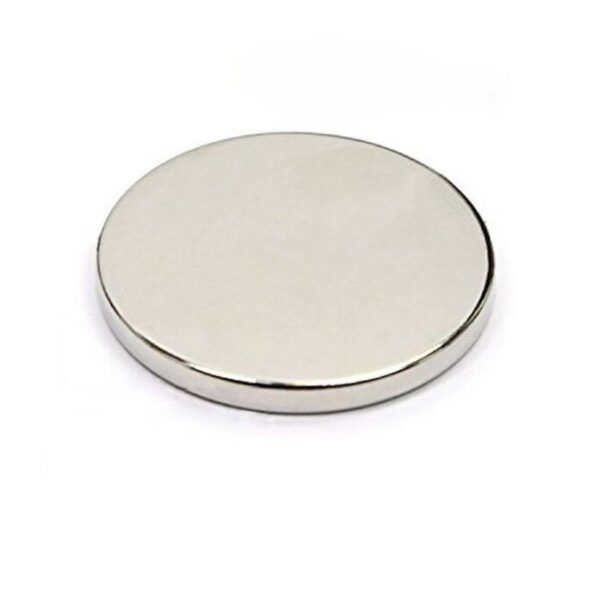 Neodymium Disc Shaped Strong Magnet - 20mm x 2mm sharvielectronics.com
