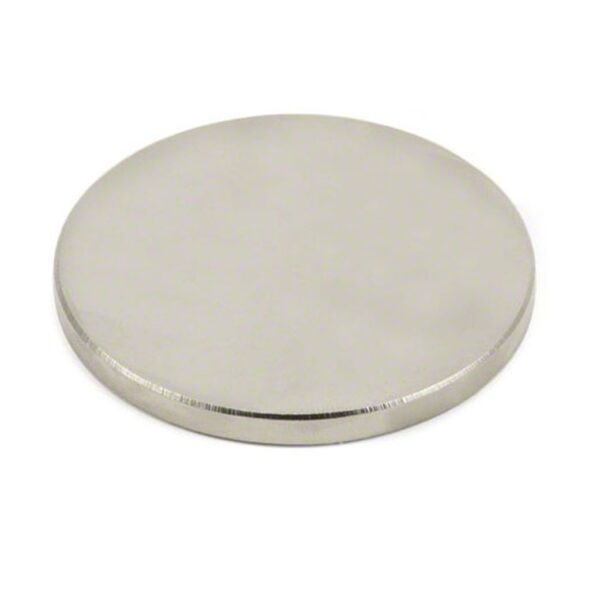 Neodymium Disc Shaped Strong Magnet - 25mm x 2mm sharvielectronics.com
