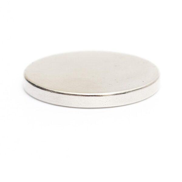 Neodymium Disc Shaped Strong Magnet - 25mm x 3mm sharvielectronics.com