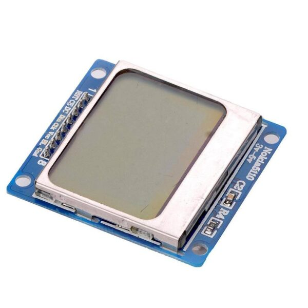Nokia 5110 LCD Display Module sharvielectronics.com
