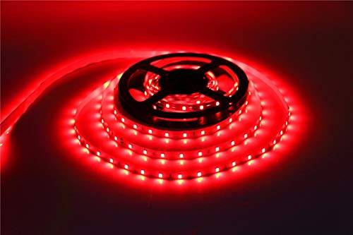 IP-65 3528 Red SMD LED Strip-5 Meter Waterproof