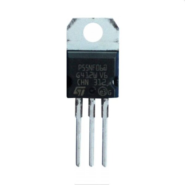 P55NF06 - 60V N-Channel Power MOSFET sharvielectronics.com