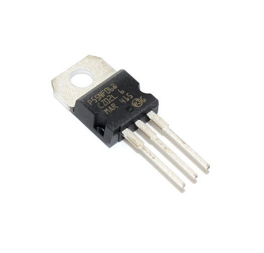 P55NF06 - 60V N-Channel Power MOSFET Sharvielectronics