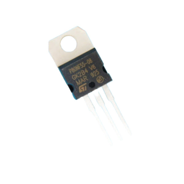P80NF55 - Power MOSFET_Sharvielectronics