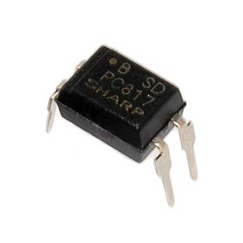 Sharvielectronics: Best Online Electronic Products Bangalore   PC817 Optocoupler1   Electronic store in bangalore