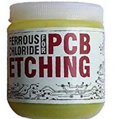 PCB Etching Powder-FECL3(Ferric-Ferrous Chloride)-70 gm pack