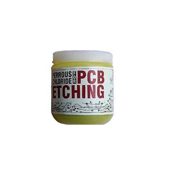 PCB Etching Powder-FECL3(Ferric-Ferrous Chloride)-70 gm pack sharvielectronics.com