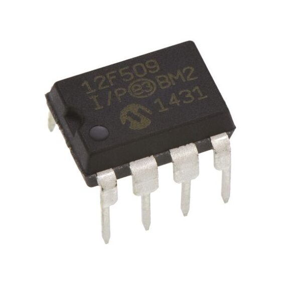 PIC12F509 Microcontroller