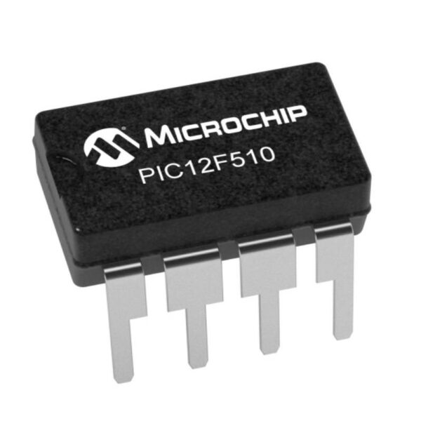 PIC12F510 Microcontroller