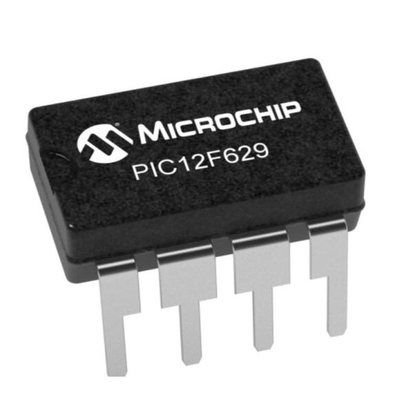 PIC12F629 Microcontroller