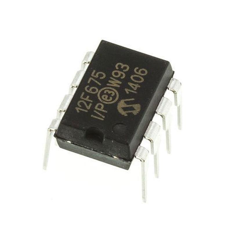 PIC12F675 Microcontroller sharvielectronics.com