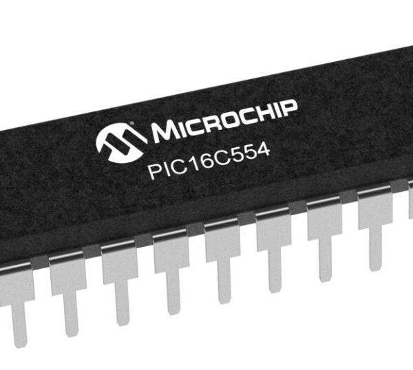 PIC16C554 Microcontroller