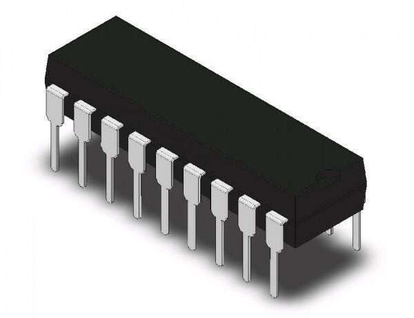 PIC16C733 Microcontroller