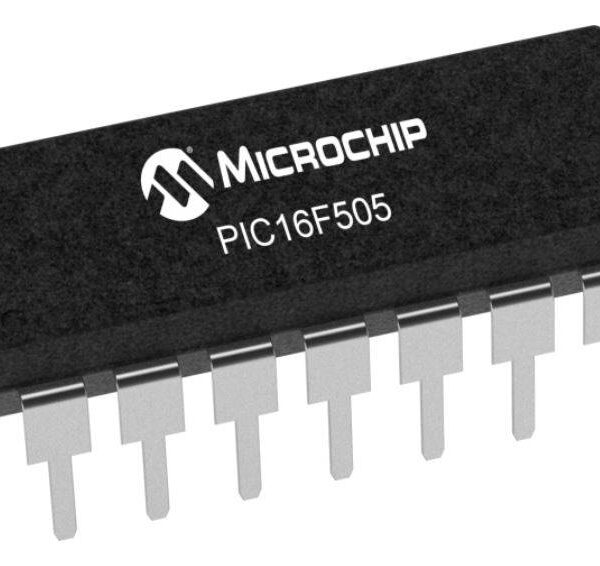 PIC16F505 Microcontroller