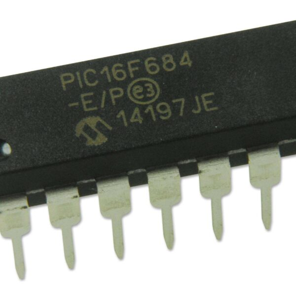 PIC16F684 Microcontroller