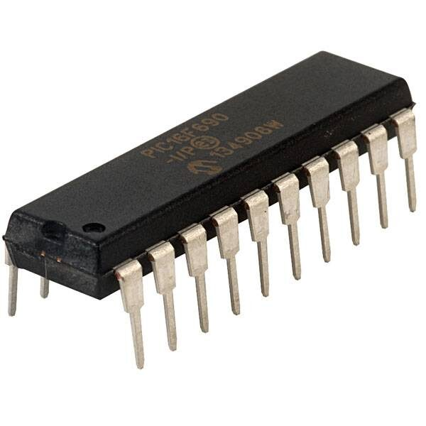 PIC16F690 Microcontroller