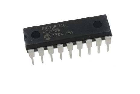 PIC16F716 Microcontroller