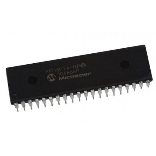 PIC16F74 Microcontroller
