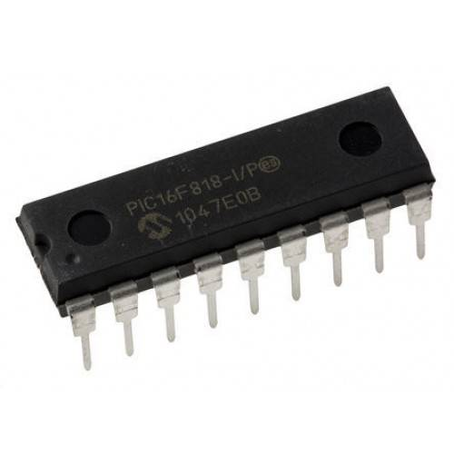 PIC16F818 Microcontroller