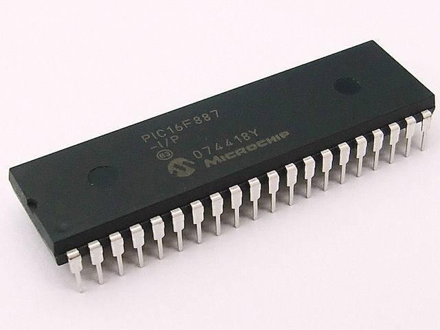 PIC16F887 Microcontroller