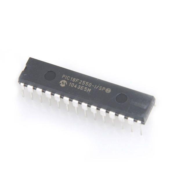 PIC18F2550 Microcontroller