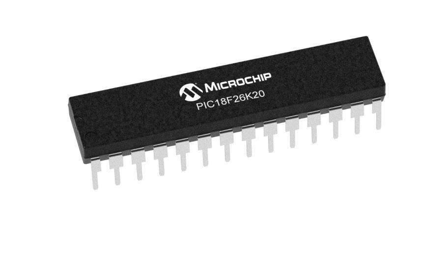 PIC18F26K20 Microcontroller