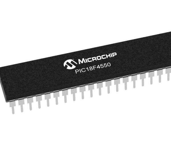 PIC18F4550 Microcontroller