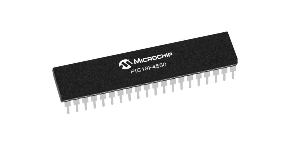 PIC18F4550 Microcontroller