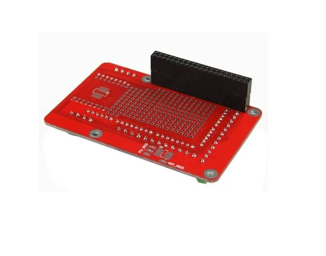 Sharvielectronics: Best Online Electronic Products Bangalore | Prototype Expansion Shield for Raspberry Pi 5 | Electronic store in bangalore