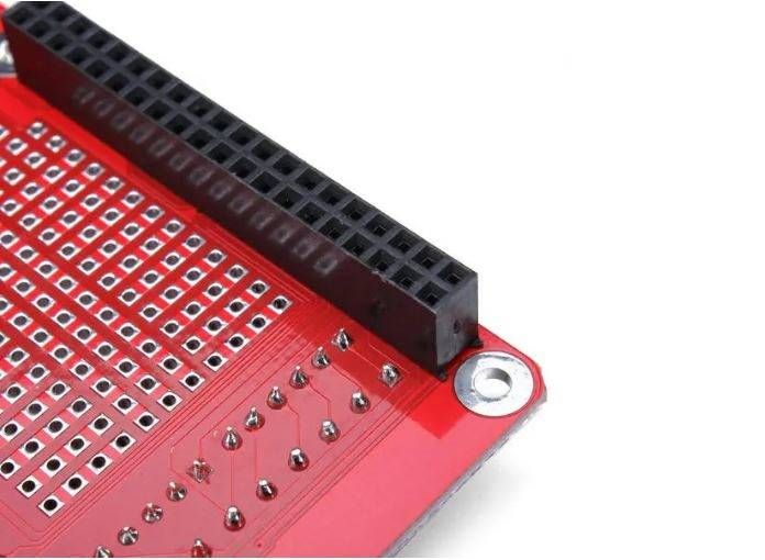 Sharvielectronics: Best Online Electronic Products Bangalore | Prototype Expansion Shield for Raspberry Pi 9 | Electronic store in bangalore