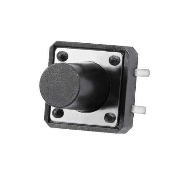 Push Button-TactileMicro Switch-12X12X10mm-4 Pin Sharvielectronics