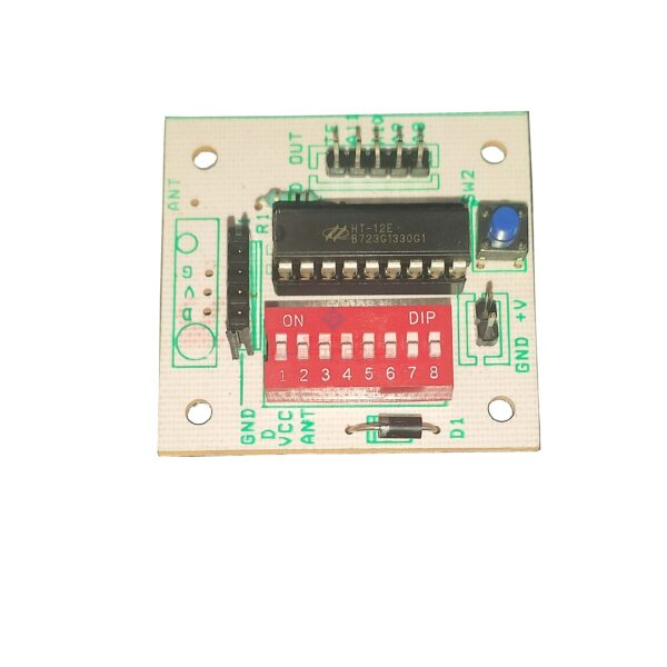 RF Encoder Decoder Module Board ( 5V DC) sharvielectronics.com