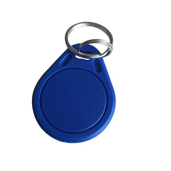 RFID Tag with Keychain (125kHz)