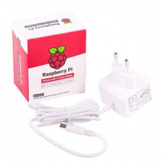 Raspberry Pi 4 USB Adapter 5V/3A
