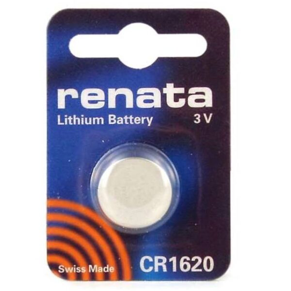 CR1620-3V/68mAh-Lithium Coin Cell-Renata