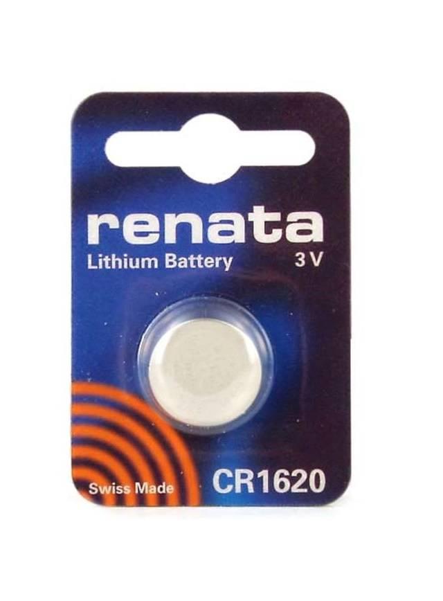 CR1620-3V/68mAh-Lithium Coin Cell-Renata