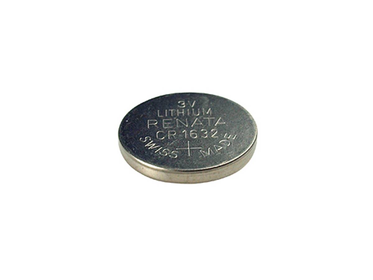 Sharvielectronics: Best Online Electronic Products Bangalore   Renata CR1632 3V 137mAh Lithium Coin Cell Battery 2   Electronic store in bangalore