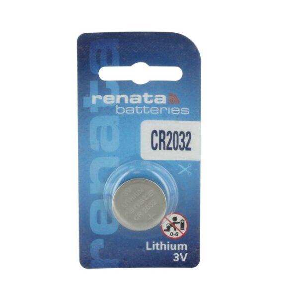CR2032-3V/225mAh-Lithium Coin Cell-Renata
