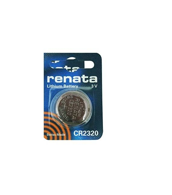 Sharvielectronics: Best Online Electronic Products Bangalore | Renata CR2320 3V 150mAh Lithium Coin Cell Battery | Electronic store in bangalore